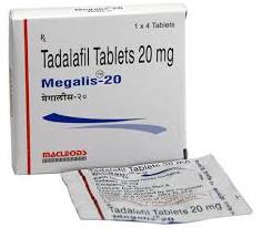 Megalis 20 Tablet